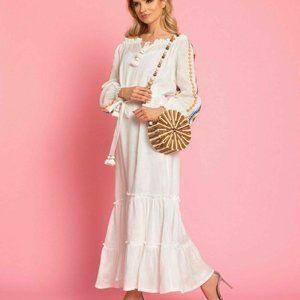 Tory Burch Peasant Dress